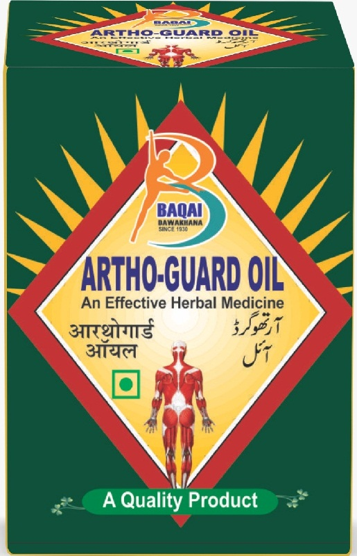 Baqai Artho Guard Oil