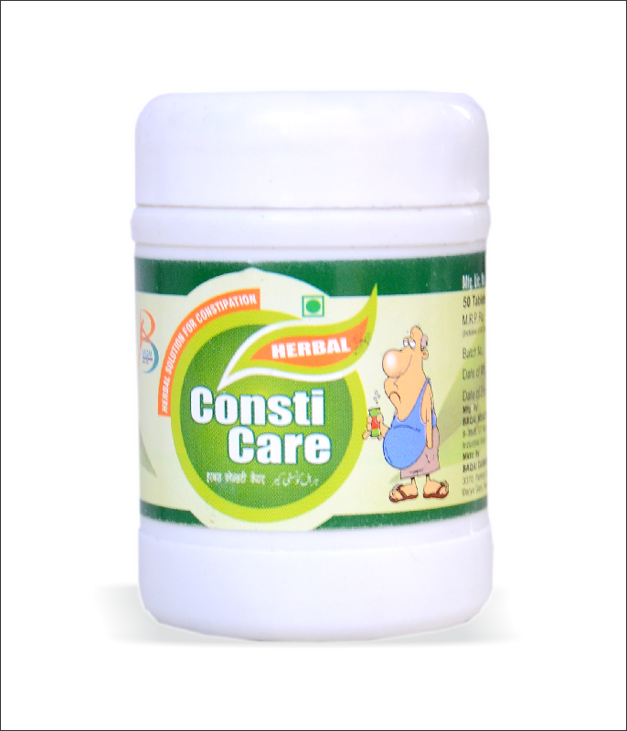 Baqai Consti Care Tablets