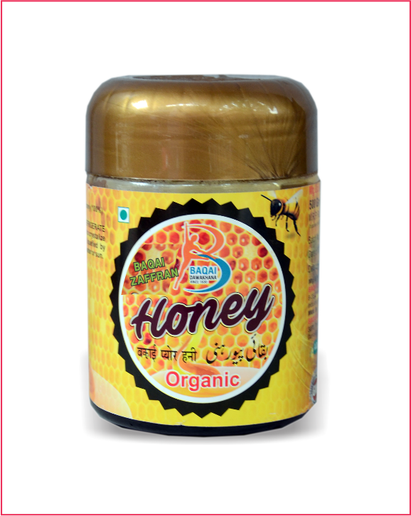 Baqai Zafrani Honey